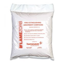 Firechief Flamezorb Fire Extinguishing Absorbent Compound - FZB1