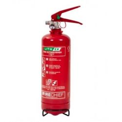 Firechief 2 Litre Lith-Ex Fire Extinguisher - FLE2