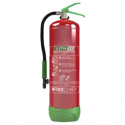 Firechief 9 Litre Lith-Ex Fire Extinguisher - FLE9
