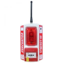 Evacuator FMCEVASYN2 Synergy Wireless Call Point With Extended Life Battery Pack