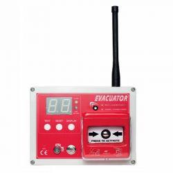 Evacuator FMCEVASYNTGBS Synergy-TG Wireless Temporary Alarm System Base Station