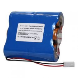 Evacuator FMCEVAWBPACK3 Replacement Battery Pack For Synergy TG Temporary Alarm System Devices