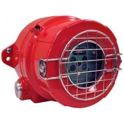 Honeywell Analytics FS20X-211-23-6 IR2 / UV Flame Detector - Zone 1 - Red - Aluminium