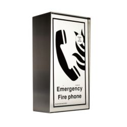 Cameo Systems FTO/SS/R Type A Fire Telephone Outstation - Surface Mounted - Stainless Steel