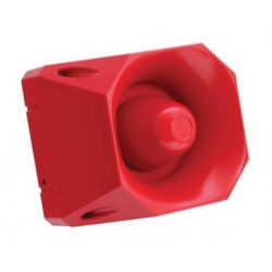 Fulleon AS/S/115-230-R/110 Asserta Maxi Sounder 115/230V AC - Red - 110dB