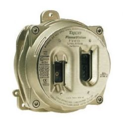 Tyco Zettler FV413f Triple Infrared Flame Detector With NTSC Camera - 516.300.413