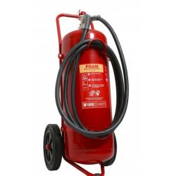 Firechief 50 Litre AFFF Foam Mobile Fire Extinguisher - FXF50