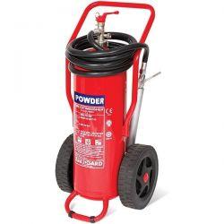 Firechief 25Kg ABC Powder Mobile Fire Extinguisher - FXP25