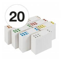 Firechief Fire Extinguisher Gauge Dots 2020 - GD20