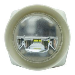 Gent S3-VAD-HPR-W Addressable High Power VAD Beacon - White
