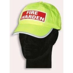 Fire Warden Cap - HVC/FW