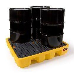 4 Drum Spill Pallet - SPD4