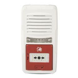 Rapidfire Megalarm Base Unit - Wireless Battery Operated Temporary Fire System