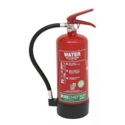 Firechief ESW3 3 Litre Eco Spray Water Fire Extinguisher - 100-1028 (Supply With 80 x 200mm ID Sign)