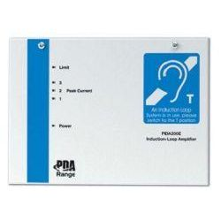 C-Tec PDA200E 120m square Wall-mounting Induction Loop Amplifier