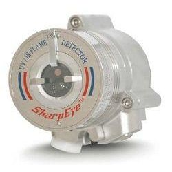 Spectrex Sharpeye 40-40LB Flame Detector - Combined UV and IR Version With Test Facility