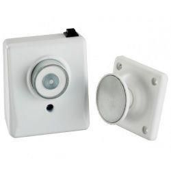 Geofire 3-87-0370 Door Holder - 24V DC Door Magnet With Keeper Plate