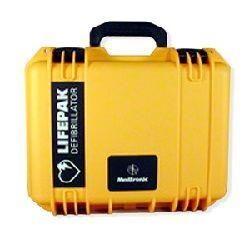 Physio Control Lifepack CR Plus Hard Shell Carry Case - 11260-000015