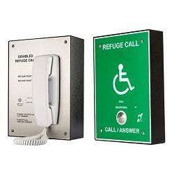 Cameo Systems ORB/R/RS1/S Disabled Refuge System - Surface Mount 2 Line Package System - Includes 1 Outstation