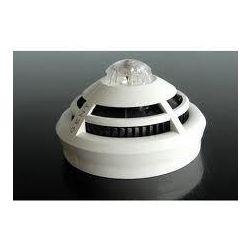 Gent S4-720-ST-VO Vigilon S-Quad Heat Detector with Speech Sounder & Strobe