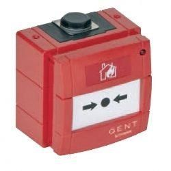 Gent W1A-R470SF-G017-01 Weatherproof Call Point - Conventional