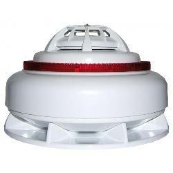EMS FCX-192-211 Firecell CS Heat Detector With Wireless Sounder Beacon Base