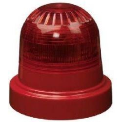 EMS FC-310-022 Firecell Wireless Sounder Beacon - Red