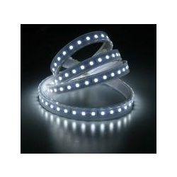LED Striplighting - 5M Roll - 120 White LED Per Metre - IP20 - FS120/W/IP20/5