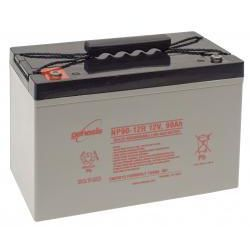 Enersys NP90-12 Genesis NP 90Ah 12V Sealed Rechargeable Lead Acid Battery