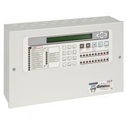 Morley Fire Alarm Control Panel 1 Loop Analogue Addressable - DX1e-20S 20 Zones