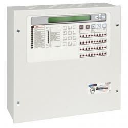 Morley Fire Alarm Control Panel 2 Loop Analogue Addressable - DX2e-40M 40 Zones