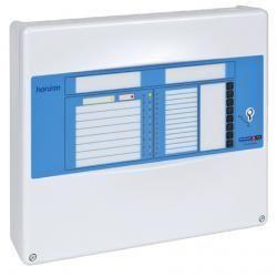Morley Horizon HRZ-4e 4 Zone Conventional Fire Alarm Control Panel