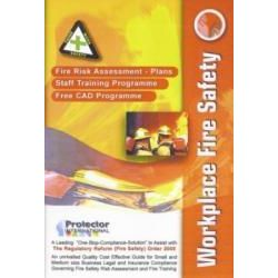 Workplace Fire Safety Programme From Protector CD-ROM - P002