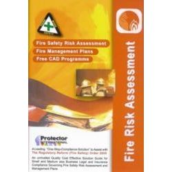 Fire Risk Assessment Programme From Protector CD-ROM - P012