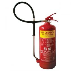 6 Litre Wet Chemical Fire Extinguisher - Gloria 4500/207