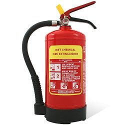 3 Litre Wet Chemical Fire Extinguisher - Gloria 4501/207