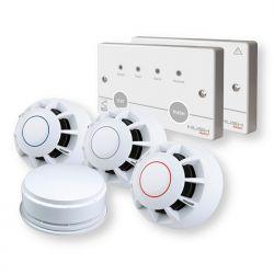 C-Tec HAK/1 Hush Activ Grade C Domestic Fire Alarm Kit