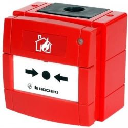 Hochiki HCP-W/M(SCI) Marine Addressable Weatherproof Manual Call Point