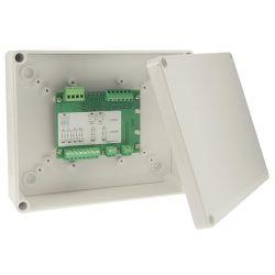 HyFire HFI-IO-602-01 Addressable Multiway I/O Unit 6 Input, 2 Relay Output - Boxed (Argus VMIC602)