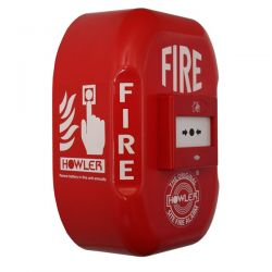 Howler HOCP Temporary Fire Alarm System With Call Point (Supply With Multilink Option)