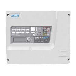 Zeta ID2/4 Infinity Two Wire Fire Alarm Control Panel - 4 Zones