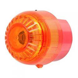 Moflash IS-SB-02-01 Intrinsically Safe Sounder Beacon - Amber Lens