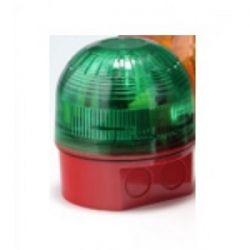 Moflash IS-SB-02-04 Intrinsically Safe Sounder Beacon - Green Lens