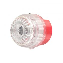 Moflash IS-B-02-05 Intrinsically Safe Beacon - Clear Lens