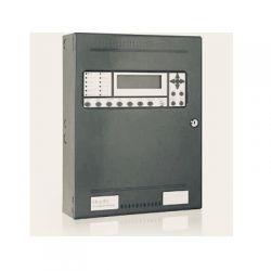 Kentec K0810-40 Elite RS 1 Loop Analogue Addressable Fire Alarm Control Panel - Hochiki Protocol - Grey