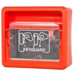 Keyguard Key Box with Audible Alarm - Red K1010R