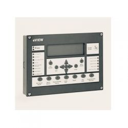 Kentec K1172-40 eView Analogue Addressable Repeater Panel - UL / FM Approved - Grey
