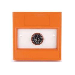 KAC K21SAS-11 Orange Keyswitch Call Point - 2 Position