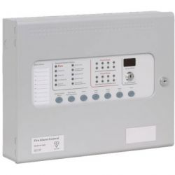 Kentec T11020M2 Sigma CP 2 Zone Two Wire Fire Alarm Panel - Surface
