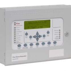Kentec K67001M1 Syncro View Repeater Panel c/w Enable Keyswitch